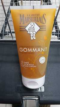Le petit marseillais - Soin hydratant corps Gommant