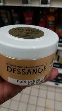 Dessange - Masque nutri-extrême richesse