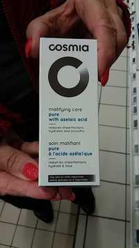 Cosmia - Soin matifiant