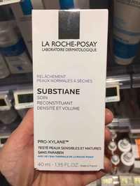 La Roche-Posay - Substiane - Soin reconstituant densité et volume
