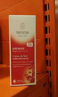 WELEDA - Grenade - Crème de nuit raffermissante