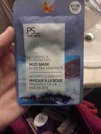Primark - PS for men - Masque à la boue