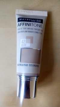Maybelline - Affinitone - Fond de teint unifiant ton sur ton - 42 beige sable