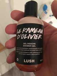 Lush - Le rameau d'olivier - Gel douche