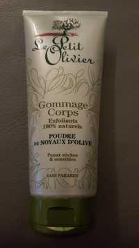 LE PETIT OLIVIER - Gommages corps - Exfoliants 100% naturels
