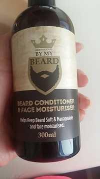 By Me Beard - Beard conditioner & face moisturiser