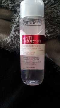Evoluderm - Lotion purifiante anti-imperfection