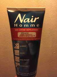 NAIR - Homme - Gel-crème dépilatoire