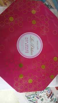 Nocibé - Les Délices - Mon grand kit beauté macaron framboise