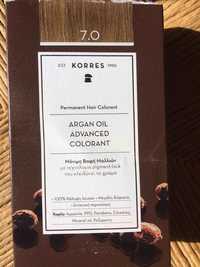 KORRES - Argan oil - Permanent hair colorant