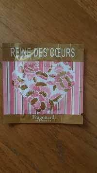 Composition Fragonard Reine Des Coeurs Eau De Toilette Ufc Que