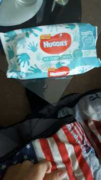 Huggies - All over clean