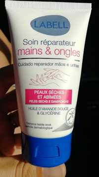 LABELL - Soin réparateur mains & ongles
