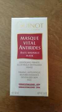 Guinot - Masque vital antirides