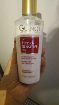 Guinot - Hydra sensitive - Lait démaquillant visage