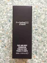 Mac - Fond de teint