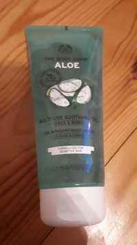 The Body Shop - Aloe - Gel apaisant multi-usage visage & corps