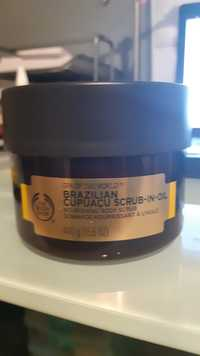 THE BODY SHOP - Brazilian - Gommage nourrissant à l'huile
