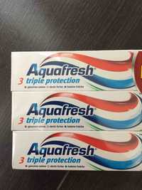 AQUAFRESH - 3 Triple protection - Dentifrice