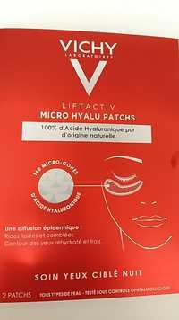 VICHY - Liftactiv - Contour des yeux réhydraté et frais
