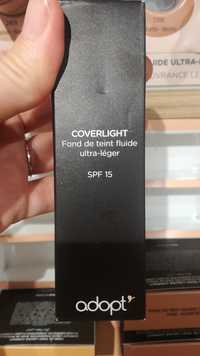ADOPT' - Fond de teint fluide ultra-léger spf 15