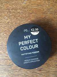 Primark - My perfect colour - Mattifying powder
