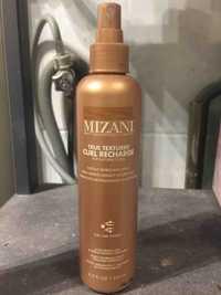 Mizani - True textures curl recharge - Spray rafraîchissant nourrissant