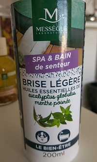 Mességué - Brise légère - Spa & bain de senteur