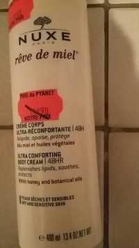NUXE - Rêve de miel - Crème corps ultra-réconfortante 48h