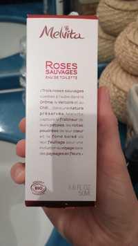 Melvita - Roses sauvages - Eau de toilette