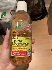 DR. ORGANIC - Organic Tea tree - Mouthwash