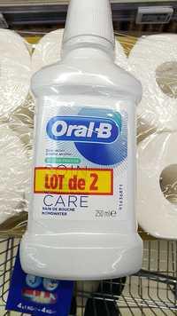 ORAL-B - Menthe fraîche - Bain de bouche