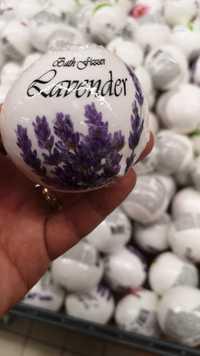 MAXBRANDS - Bath fizzer - Lavender