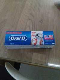 ORAL-B - Star wars - Fluoride toothpaste junior 6+ years