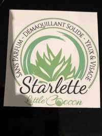 LITTLE COCOON - Starlette - Démaquillant solide sans parfum