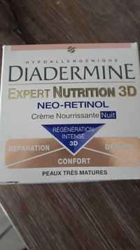DIADERMINE - Expert nutrition 3D - Crème nourrissante Nuit