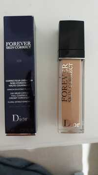 DIOR - Forever skin correct - Correcteur crème 24 h