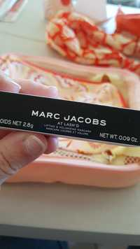 MARC JACOBS - At lash'd - Mascara courbe et volume