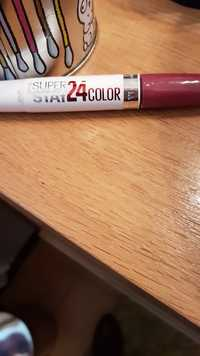 Maybelline - Super stay 24 color - Rouge à lèvres