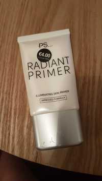 Primark - PS... Radiant primer - Illuminating skin primer
