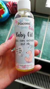 Nacomi - Baby oil
