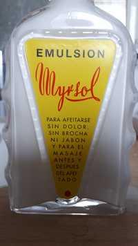 MYRSOL - Emulsion - Pre/After shave