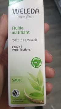 Weleda - Saule - Fluide matifiant peaux à imperfections