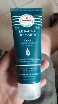 LE MARSOUIN - Le baume du marin 2 en 1 visage & barbe