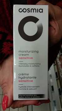 Cosmia - Crème hydratante sensitive