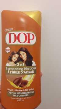 DOP - Shampooing très doux à l'huile d'argan 2 en 1