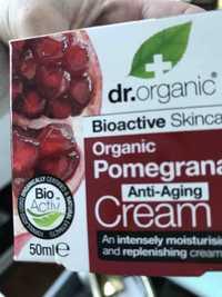 DR. ORGANIC - Bioactive skincare - Pomegranate anti-aging cream