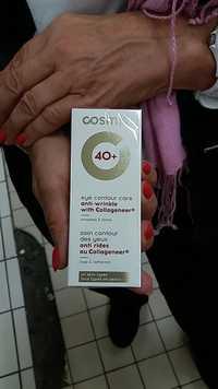 Cosmia - Soin contour des yeux anti-rides