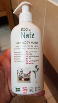 NATY - Eco - Lavage du corps pour bébé