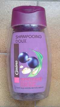 CASINO - Shampooing doux cheveux colorés